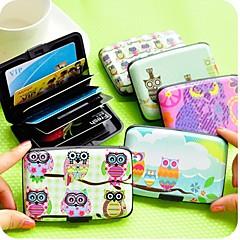 Tilfældig Farve - Kreditkort Holdere - Nuttet/Forretning/Multifunktion