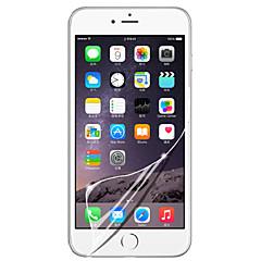[3-pack] επαγγελματίας υψηλής διαφάνειας LCD κρύσταλλο διαφανές προστατευτικό οθόνης με πανάκι καθαρισμού για το iPhone 6 / 6δ