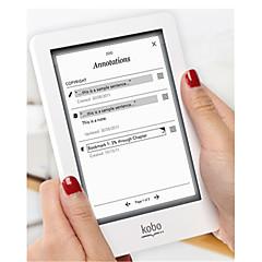 hartowane szkło folia ochronna Screen Protector uniwersalne dla Kobo dotykowym / glo / aura 6