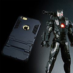 Kompatibilitás iPhone 8 iPhone 8 Plus iPhone 7 iPhone 7 Plus iPhone 6 iPhone 6 Plus iPhone 5 tok tokok Ütésálló Állvánnyal Hátlap Case