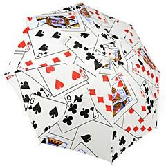 Sihirli poker sihirli şemsiye sahne