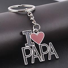 i love papa avaimenperä lahja