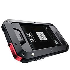 μέταλλο είναι τρεις ακόλουθες νερό-απόδειξη, σκόνη πρόληψη iphone5s υποστήριξη / 5