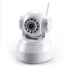 720p vezeték nélküli WiFi IP p2p hálózat otthoni megfigyelő biztonsági kamera max támogatás 64g kártya wifi cam