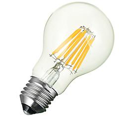 1 db. Marsing E26/E27 8W 8 COB 600-700lm lm Meleg fehér / Hideg fehér Süllyesztett edison Régies (Vintage) Izzószálas LED lámpák AC 85-265