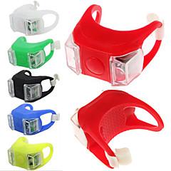 Fietsverlichting,Koplampen / achterlichten / wiel lichten / veiligheidslichten-3 Mode Other Lumens Waterdicht / antislip button batterijx
