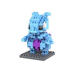 다이아몬드 블록 선물 조립식 블럭 모델 & 조립 장난감 3 위 브라운 장난감