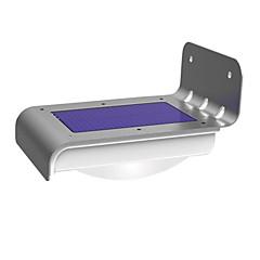 16 led napenergia PIR mozgásérzékelő kert biztonsági lámpa kültéri vízálló lámpa
