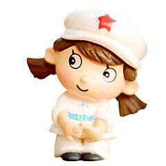 biały, szary wzór& Budynek Zabawka lalka zabawka dziewczyna