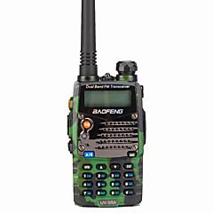 Baofeng Portabil  / Piloane de Menținut Carnea UV-5RARadio FM / Promter Voce / Dual Band / Ecran Dual Band / Dual Standby / Ecran LCD  /