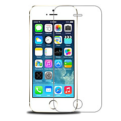 To Pakket Transparent Ridsefast Skærmbeskyttere med rengøringsmidler Tøj til iPhone 4/4S