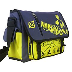 Laukku Innoittamana Naruto Cosplay Anime Cosplay-Tarvikkeet Laukku Musta Nylon Uros / Naaras