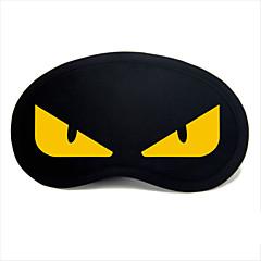Szemmaszk, szemtakaró utazáshoz Pihenő mert Pihenő Fekete/Sárga