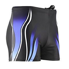 Homens Prova-de-Água Resistente Raios Ultravioleta Respirável Materiais Leves LYCRA® Fato de Mergulho Calças-Natação Mergulho Surfe