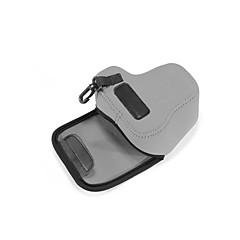 캐논 EOS M10에 대한 dengpin® 네오프렌 소프트 카메라 보호 케이스 가방 파우치 15-45 렌즈 (모듬 색상)