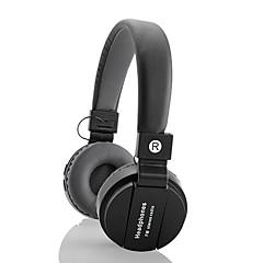 JKR JKR-202A Słuchawki (z pałąkie na głowę)ForOdtwarzacz multimedialny / tablet / Telefon komórkowy / KomputerWithz mikrofonem / DJ /
