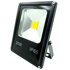 20w leidde overstroming licht 1500lm outdoorlight IP65 waterproof warm / koel wit kleur schijnwerper voor thuis (AC85-265V)