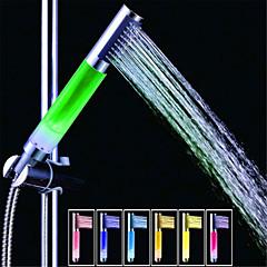 SDS-A13 színes led zuhany zuhany rúd / kézi zuhany (absz galvanizálás)