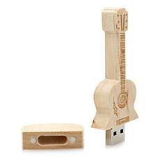 Neutral Tuote Wooden Guitar 16GB USB 2.0 Iskunkestävä