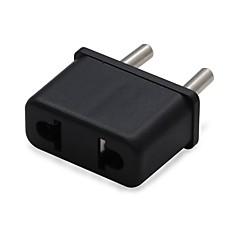 EU plug voor VS en de EU reizen AC-adapter (110V-240V)