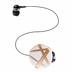Fineblue FL-C8 Słuchawki douszneForOdtwarzacz multimedialny / tablet Telefon komórkowy KomputerWithz mikrofonem DJ Regulacja siły głosu