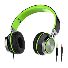 KEEKA Y-4 Hoofdtelefoons (hoofdband)ForMediaspeler/tablet Mobiele telefoon ComputerWithmet microfoon DJ Volume Controle FM Radio Gaming