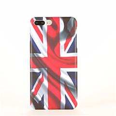 Na Wzór Kılıf Etui na tył Kılıf Flaga Twarde PC na Apple iPhone 7 Plus iPhone 7 iPhone 6s Plus iPhone 6 Plus iPhone 6s iphone 6