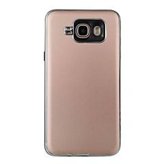 Voor Beplating Mat hoesje Achterkantje hoesje Effen kleur Hard Metaal voor SamsungJ7 (2016) J7 Prime J7 J5 (2016) J5 Prime J5 J3 J3