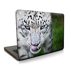 macbook lucht 11 13 / pro13 15 / pro met retina13 15 / macbook12 beschreven boos tiger appellaptop case