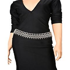 Dame Bijuterii de corp Corp lanț / burtă lanț La modă Confecționat Manual Aliaj Lacrimă Argintiu Bijuterii PentruPetrecere Ocazie