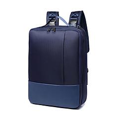 πολυλειτουργικό φορητό υπολογιστή σακίδιο 15,6 ιντσών επιχειρήσεων σακίδια πολλαπλών περιστασιακή ταξίδια unisex τσάντες ώμου αδιάβροχο