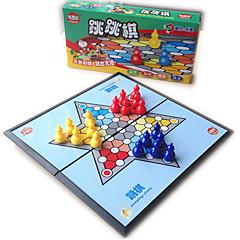 Bordspel Chess Game Speeltjes Speeltjes Vierkant Speeltjes Opvouwbaar Niet gespecificeerd Kinderen Stuks