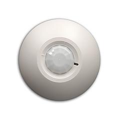 12v przewodowy alarm czujka PIR czujnik ruchu na podczerwień 360 wykrywania stopień ceilling zamontowany przekaźnik instalacyjny no.nc