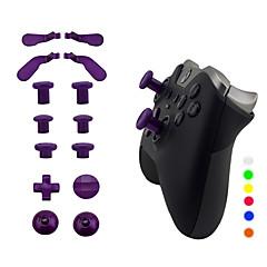 Εργοστάσιο OEM Χειριστήρια Κιτ αξεσουάρ Ανταλλακτικά Εξαρτήματα Για Xbox One Χειριστήριου Παιχνιδιού