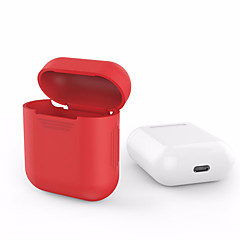 Dla samolotów z jabłoni airpods silikonowa przezroczysta skrzynka ochronna pokrowiec na kieszonkę przeciwzamkniętą ochronę elegancka