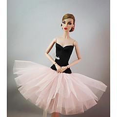 Prinses Jurken Voor Barbiepop Voor voor meisjes Speelgoedpop