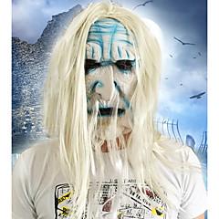 할로윈 전체 얼굴 공포 찡 그리기 마스크 가면 무도회 파티 드레스 이동 마스크 복장 얼굴 마스크