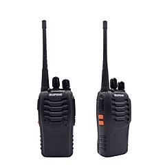 2 db walkie-talkie baofeng bf-888 16ch uhf 400-470mhz baofeng 888s sonkás rádió hf adóvevő amador hordozható
