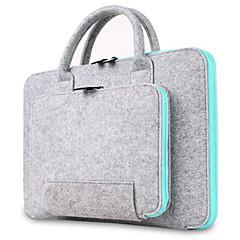 Μαλλί αισθάνθηκε τσάντα υπολογιστή τσάντα φορητό σακάκι κουβέρτα κουβέρτα