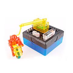 speelgoed voor jongens ontdekking speelgoed diy kit educatief speelgoed motor abs