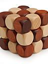 Rubik\'s Cube Cube de Vitesse  3*3*3 Vitesse Niveau professionnel Cubes magiques Bois