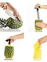 1 Ananás Peeler & Grater For Fruta Aço Inoxidável Alta qualidade Gadget de Cozinha Criativa