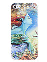 For iPhone 5 Case Pattern Case Back Cover Case Cartoon Hard PCiPhone 7 Plus / iPhone 7 / iPhone 6s Plus/6 Plus / iPhone 6s/6 / iPhone