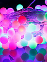 RGB ленты Гирлянды lm AC220 V 9 м 52 светодиоды RGB
