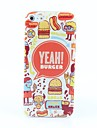 YEAH Pattern Hard Case for iPhone 5/5S