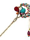모조 복고풍 나비 사랑 다이아몬드 머리핀