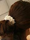 Mode cordes perles assorties Couleur tissu cravates de cheveux pour les femmes (Plus colors) (1 PC)