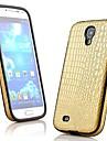 Крокодил зерна искусственная кожа PU кожаный чехол всего тела для Samsung Galaxy S4 i9500 (разных цветов)