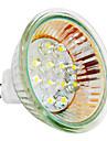 1W GU5.3(MR16) LED Spotlight MR16 12 Dip LED 40 lm Warm White AC 110-130 V