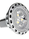 2W GU4(MR11) Spot LED MR11 3 SMD 2835 180 lm Blanc Chaud DC 12 / AC 12 V